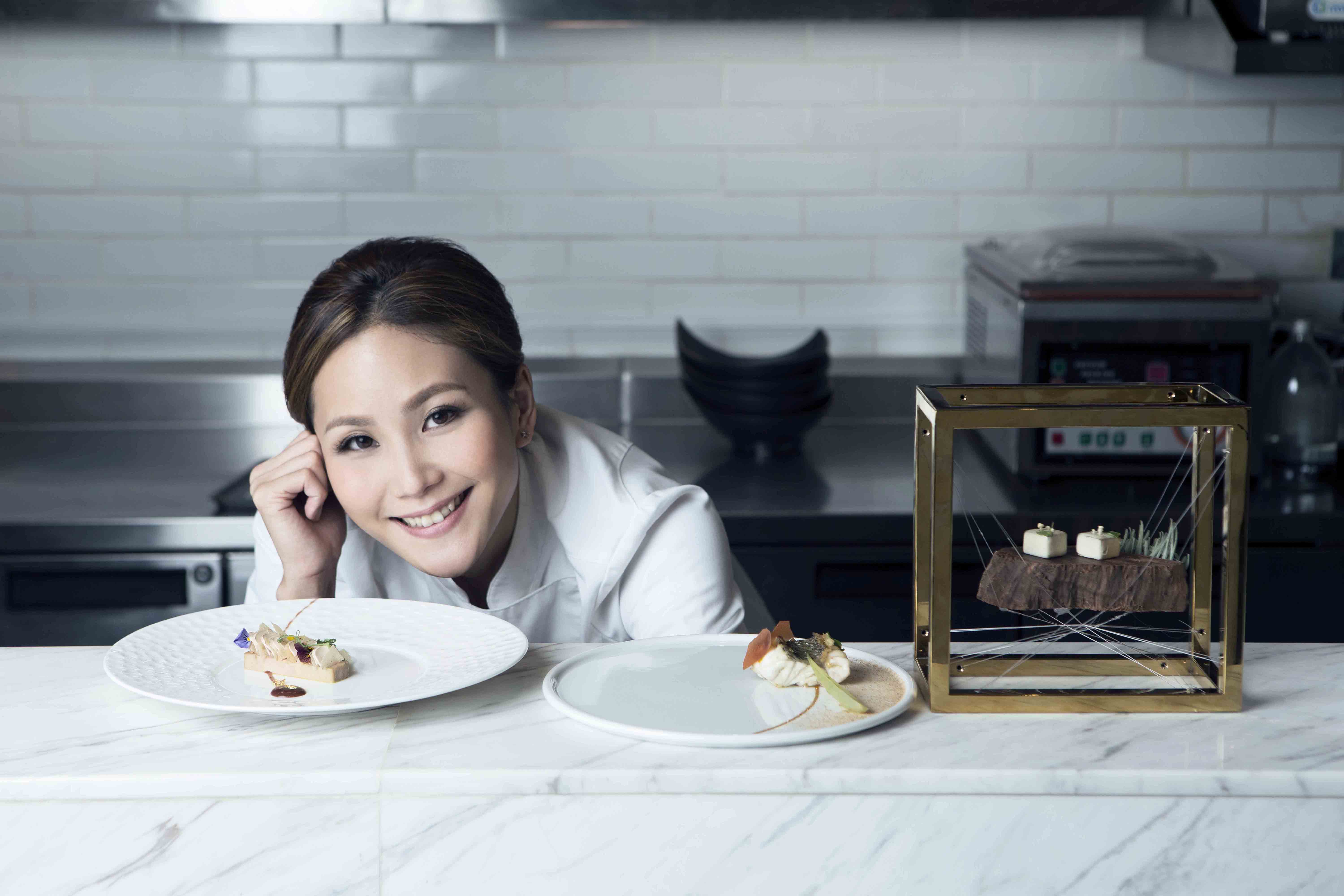 Veuve Clicquot Asia's Best Female Chef 2015_Vicky Lau_7