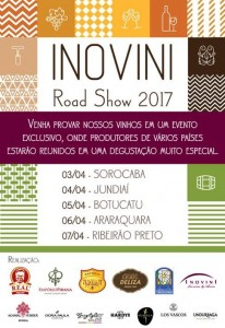 Inovini Road Show 2017 Etapa 1