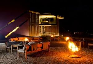 Casa de Uco a noite
