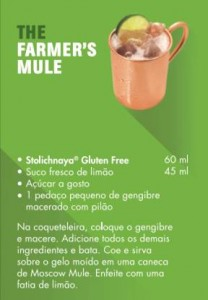 Receita The Farmer's Mule