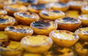 PRACINHA DE PORTUGAL pastéis de nata