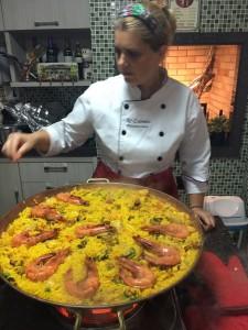 Re paella