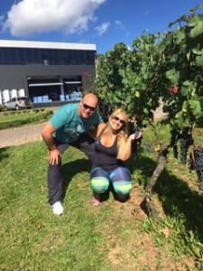 Re vinícola